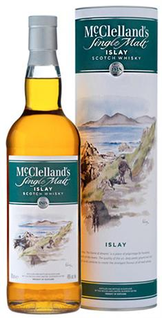 Mcclelland Scotch Islay 80@ Single Malt